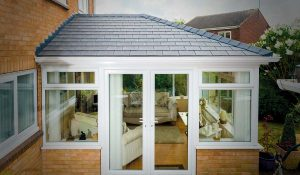 Tiled Supalite Conservatory Roof
