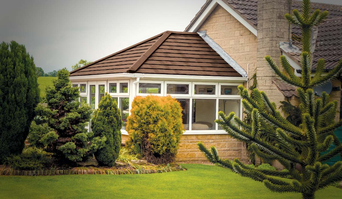 Do I need planning permission for a conservatory with a tiled roof?