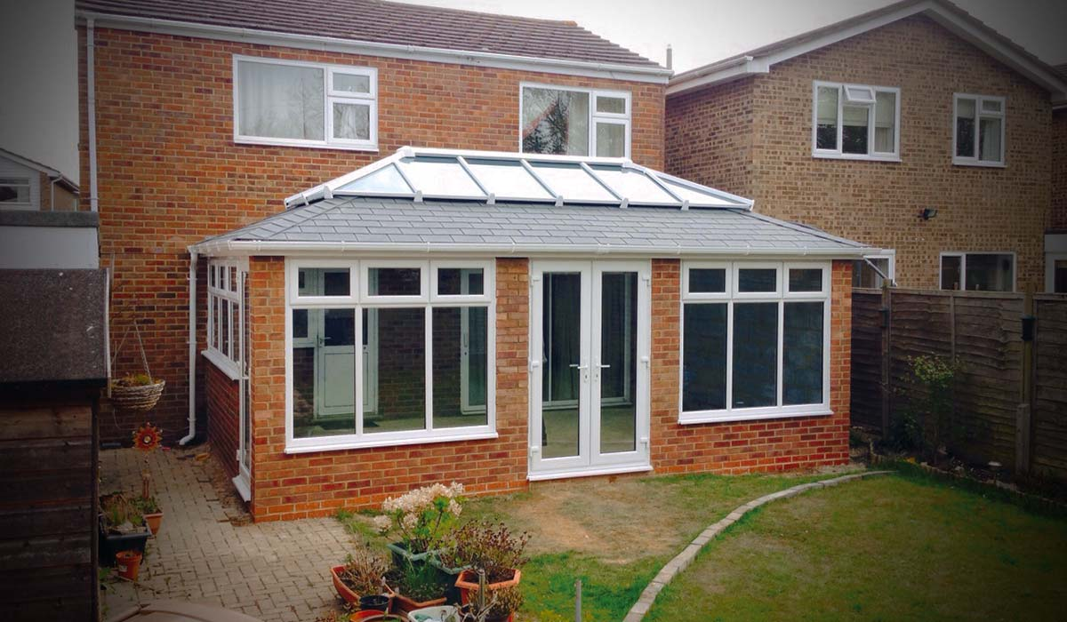 When is a conservatory roof replacement a better option than a whole new conservatory?