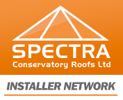 Spectra Installer network badge