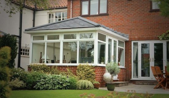 Supalite Tiled Conservatory Roof Replacement