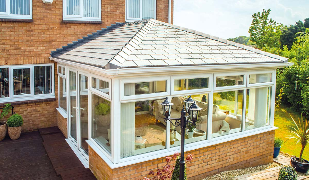 What are conservatory roofs made of? (and why tiled beats polycarbonate!)
