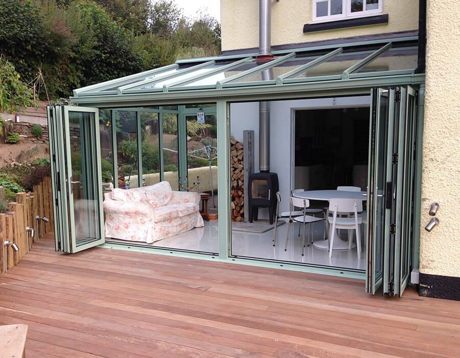 Conservatory ideas – how to choose the best material and type